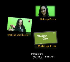 HBC - MAKEUP FORMIL - PESTA - FILM