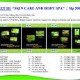 "PAKET III ""SKIN CARE AND BODY SPA"" : Rp 500.000  Berisi 22 Video bidang Skin Care & Body Spa Dalam lima (5) keping DVD for Player, Packing dalam 3 […]"
