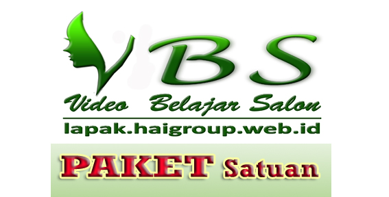 "DVD VIDEO BELAJAR SALON – PAKET MINI     ======================================================================================================================   DVD VIDEO BELAJAR SALON PAKET MINI   Paket Mini ""A"" DVD Tutorial (1) Teknik Dasar Pengguntingan, (2) 11 Gaya […]"