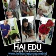 New student from Balikpapan today… Yuukk gabung ke kursus salon kecantikan @ Hai-Edu Training & Education Center… Keuntungan Kursus Kilat di HAI EDU Training & Education Center adalah : 1. […]